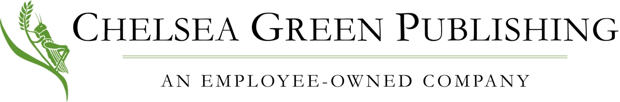 Chelsea Green logo - an employee-owned company